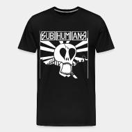 T-shirt Xtra-Large Subhumans