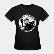 T-shirt féminin Solidarity with Palestine - gaza exists, gaza resists