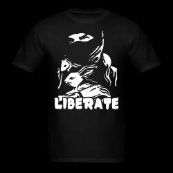 Liberate Animal liberation - Vegetarian - Vegan - Anti-specism - Animal cruelty - Animal testing - Animal liberation front - ALF - Vivisection - Animal experim