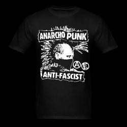 Anarcho punk anti-fascist Punk - Crust - Anarcho-punk - Crass - Conflict - Punkrock - Oi! - If the kids are united