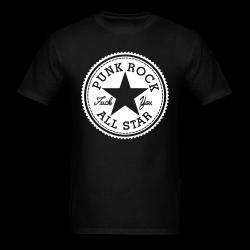 Punk Rock All Star Punk - Crust - Anarcho-punk - Crass - Conflict - Punkrock - Oi! - If the kids are united