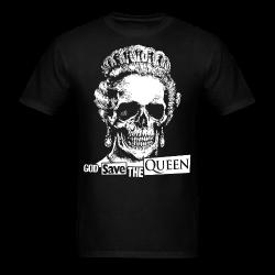 God save the Queen Punk - Crust - Anarcho-punk - Crass - Conflict - Punkrock - Oi! - If the kids are united