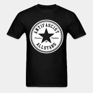 T-shirt Antifascist allstars - freedom fighters
