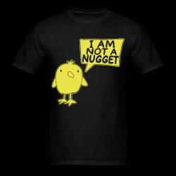 I am not a nugget Animal liberation - Vegetarian - Vegan - Anti-specism - Animal cruelty - Animal testing - Animal liberation front - ALF - Vivisection - Animal experim