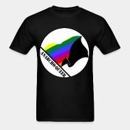 T-shirt Anarcho-queer