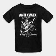 T-shirt enfant Anti Cimex - Country of Sweden