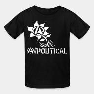 T-shirt enfant A//Political