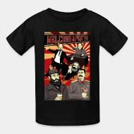 T-shirt enfant Welcome to the communist party