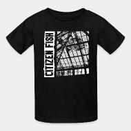 T-shirt enfant Citizen Fish