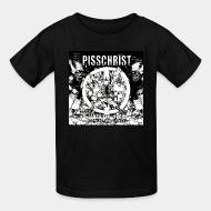 T-shirt enfant Pisschrist - Nothing has changed