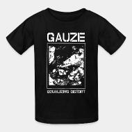 T-shirt enfant Gauze - Equalizing distort
