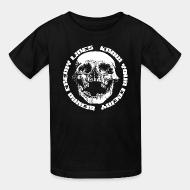 T-shirt enfant Behind Enemy Lines - Know your enemy