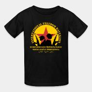 T-shirt enfant International freedom battalion