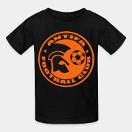 T-shirt enfant Antifa football club