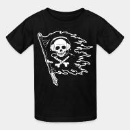 T-shirt enfant Pirate
