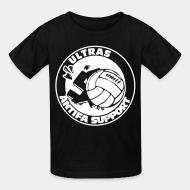 T-shirt enfant Ultras antifa support