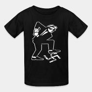 T-shirt enfant Ska against nazis
