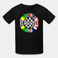 T-shirt enfant Ska revolution 1969