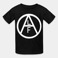 T-shirt enfant ALF - Animal Liberation Front