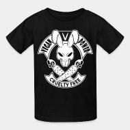 T-shirt enfant Vegan power! Cruelty free