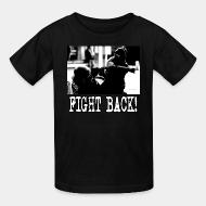 T-shirt enfant Fight back!