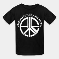 T-shirt enfant Anarcho-punk