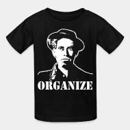 T-shirt enfant Organize (Joe Hill)