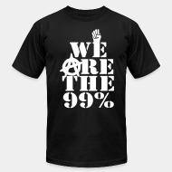 Produit local We are the 99%