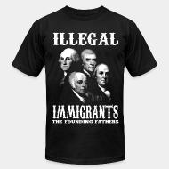 Produit local Illegal immigrants: the founding fathers
