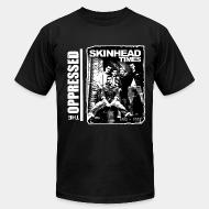 Produit local The Oppressed - Skinhead times