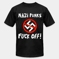 Produit local Nazi punks fuck off!