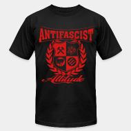 Produit local Antifascist attitude