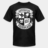 Produit local Antifascist oi! skinheads