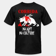 Produit local Corrida: ni art ni culture