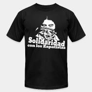Produit local Solidaridad con los Zapatistas