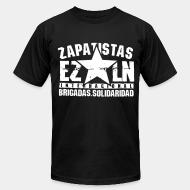 Produit local Zapatistas EZLN internacional brigadas solidaridad