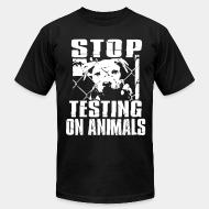 Produit local Stop testing on animals