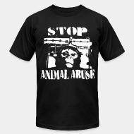 Produit local Stop animal abuse