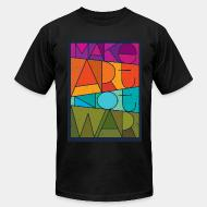Produit local Mark art not war