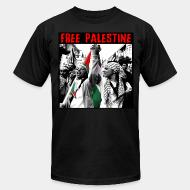 Produit local Free Palestine
