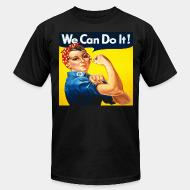 Produit local We can do it! (Rosie The Riveter)