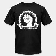 Produit local Solidarity forever - united working class