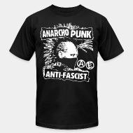 Produit local Anarcho punk anti-fascist