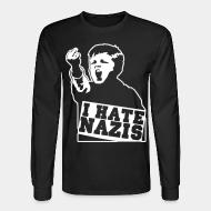 Manches longues I hate nazis