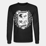 Manches longues Antifascist skinheads