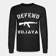 Manches longues Defend Rojava