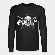 Manches longues Pirate-punk