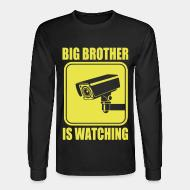 Manches longues Big brother is watching
