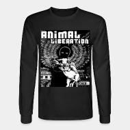 Manches longues Animal liberation