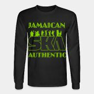 Manches longues Jamaican ska authentic